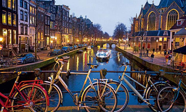 Άμστερνταμ από Αθήνα, από 1 Νοεμβρίου έως 17 Μαρτίου!!