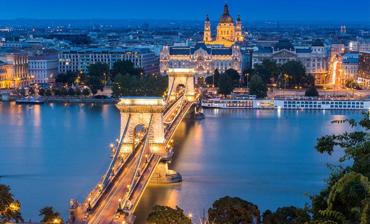 Βουδαπέστη από Αθήνα ή Θεσσαλονίκη έως τέλος Μαρτίου 2019