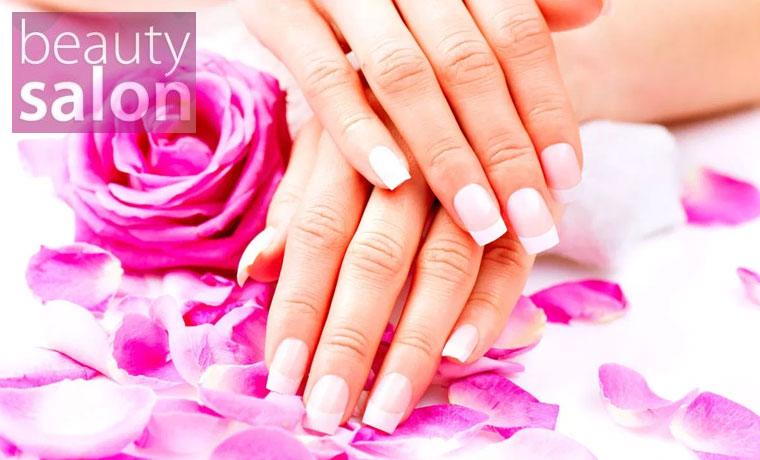 Ημιμόνιμο ή Spa Manicure, απλό ή γαλλικό