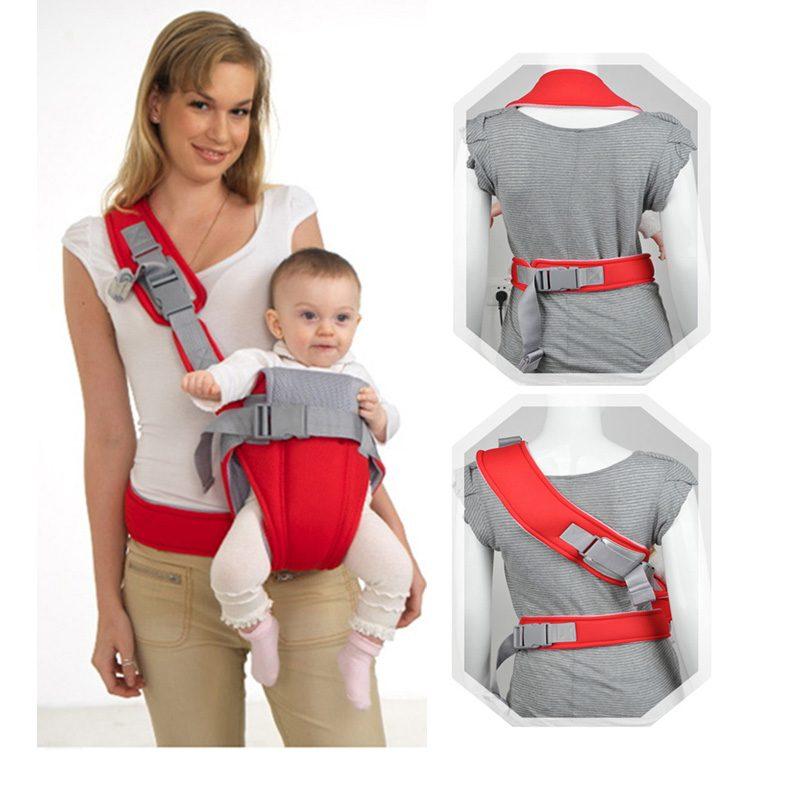 Μάρσιπος Baby Carrier με Ενισχυμένη Υποστήριξη