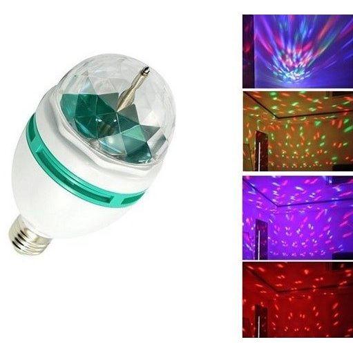 Πολύχρωμη Λάμπα Led για Πάρτυ - PARTY LAMP