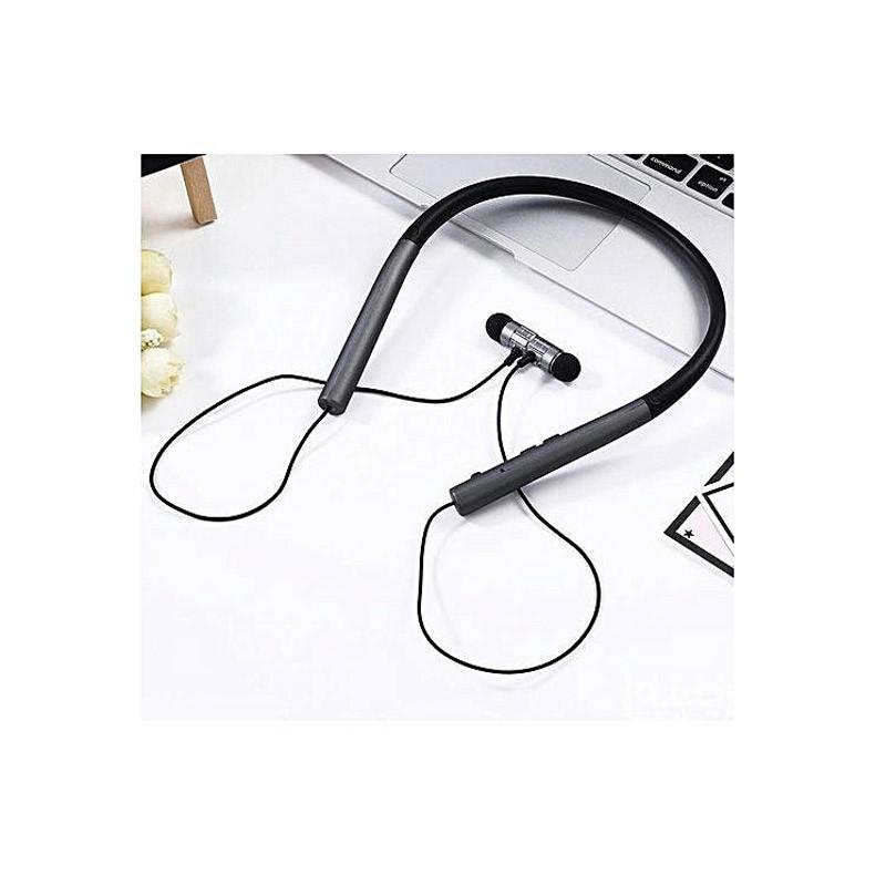 Ασύρματα Ακουστικά Μαγνητικά με Bluetooth BT-790
