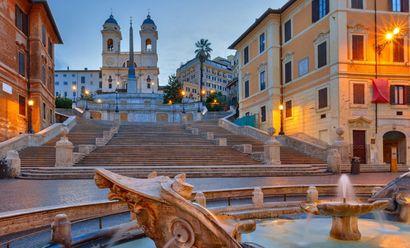 Ρώμη από Αθήνα ή Θεσσαλονίκη Ιούλιο & Αύγουστο !!