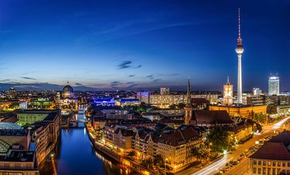 Πάμε Βερολίνο με την καλύτερη τιμή!! Από 210€ το άτομο, για 4 ημέρες / 3 διανυκτερεύσεις στο Βερολίνο από το αεροδρόμιο της Θεσσαλονίκης ή από 245€ από το αεροδρόμιο της Αθήνας
