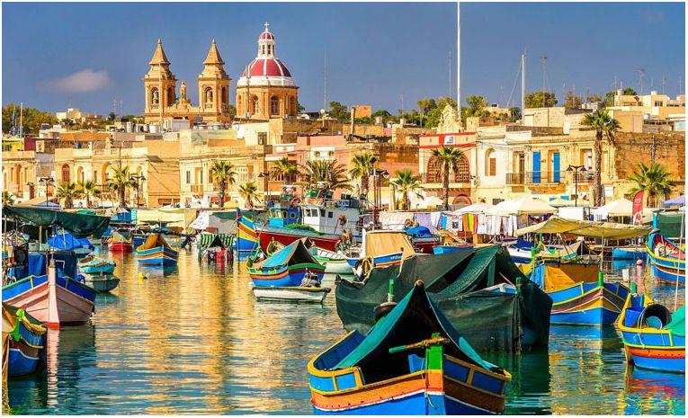 Μάλτα, όλη η Μεσόγειος σε ένα ταξίδι